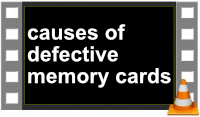 causes of broken memory micro sd card and data recovery